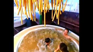 Japanese Noodle Bath - Video