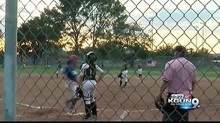 Sunnyside wins senior softball state title - Video