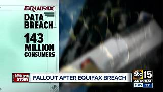 More than 140M Americans had info stolen in Equifax data breach - Video