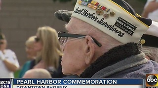 Pearl Harbor survivors return to Hawaii for anniversary - Video