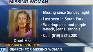 Police search for at-risk South Park woman - Video