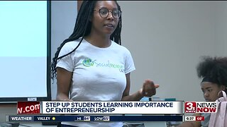 Step Up program helping students become entrepreneurs