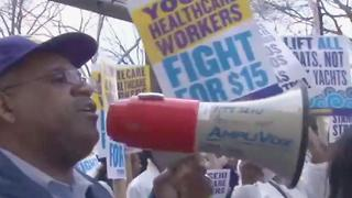 The Fight To Raise Minimum Wage - Video