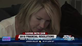 Financial Resolution Month Plan - Video