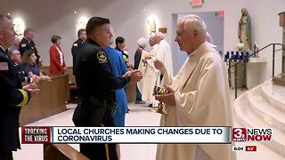 Local churches make changes to prevent spread of coronavirus