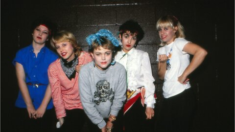 Showtime Releases New Documentary; 'The Go-Go's'