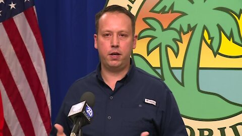 NEWS CONFERENCE: Palm Beach County will move to Phase 3 (23 minutes)