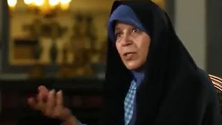 Interview with Faezeh Hashemi - Video