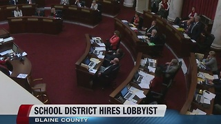 Blaine School District hires lobbyist - Video