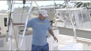 Boaters struggle to find storage as Hurricane Dorian approaches