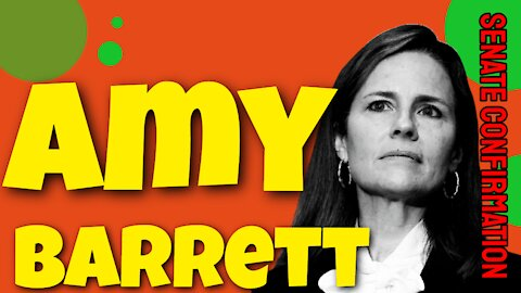 amy barrett hearing with the senate