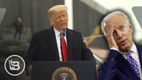 "Trump's Savage Message to Biden Makes Internet EXPLODE: ""Be Careful What You Wish For..."""