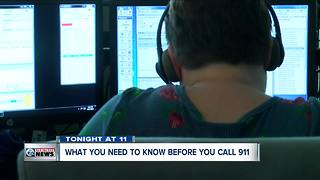 What you need to know before calling 911
