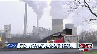 Climate change could soon be taught in Neb. schools 10p.m. - Video