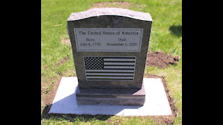 The United States of America's Obituary...This Could Happen!