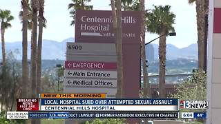 Woman suing Centennial Hills Hospital - Video