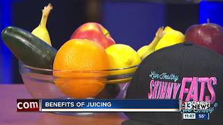 Juicing with ColdPress Express - Video