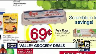 What's on your grocery list? Ready to shop? - Video