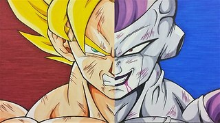 Top 5 Best Dragon Ball Z Fights - Video