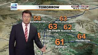 13 First Alert Weather for Dec. 5 - Video