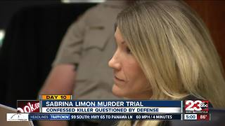 Sabrina Limon murder trial goes to day 10 - Video