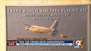 TWA 128 Crash 50th anniversary - Video