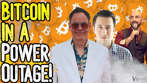 Max Keiser: Will Bitcoin SURVIVE A Global Power Outage? - Featuring Sam Tripoli, Tone Vays, Others