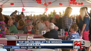 Grilling to help The Mission at Kern County - Video