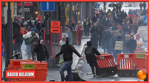 50 years of Socialist rule, has turned Liege into a shithole of third world migrants...