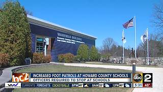 Howard County's new initiative to help improve school safety - Video