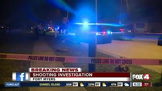 Father and son shot in Dunbar -- 6:30 am live report - Video