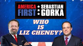 Who is Liz Cheney? Boris Epshteyn with Sebastian Gorka on AMERICA First