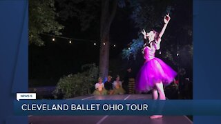 Cleveland Ballet to hold live performances at 2 local wineries