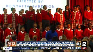 Cardinal Shehan Children's Choir headlines event - Video