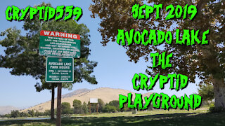 Avocado Lake, CA Cryptid Playground