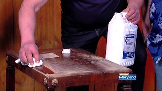 The Furniture Guys - Table Refinish 1 - Video