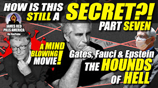 UNTIL DEATH DO US PART: The True Story of Bill Gates, Anthony Fauci & Jeffrey Epstein - EPIC MOVIE!