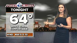 7 First Alert Forecast for 7/30 - 11PM - Video