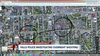 Niagara Falls police investigating overnight shooting - Video