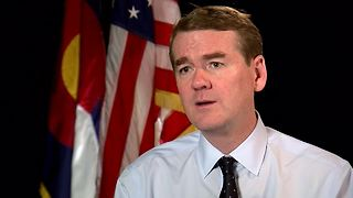 Sen. Michael Bennet says it would be 'a shame' if Graham-Cassidy prevails over bipartisan talks - Video