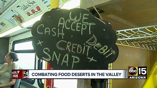 Combating food deserts in the Valley