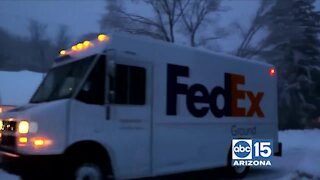 FedEx is gearing up for a busy holiday shipping season