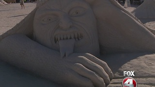 2016 American Sand Sculpting Championship - Video