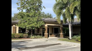 For Lease in Fort Myers, Florida - 2,800 SF Grey Shell - Prof/Medical