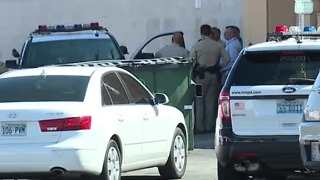 Man dies in shooting involving Las Vegas police - Video