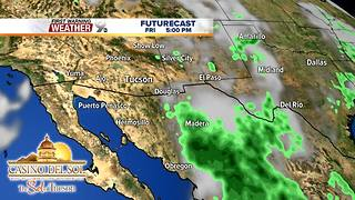 FORECAST: Slightly cooler temperatures ahead - Video