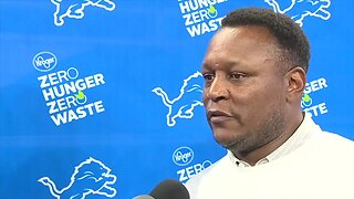 Monday Night Football interview with Barry Sanders
