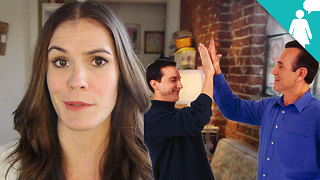 Stuff Mom Never Told You: Why don't guys compliment guys? - Video