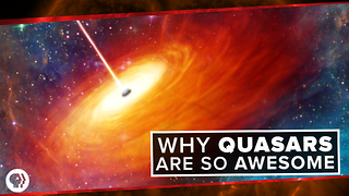 S2 Ep34: Why Quasars are so Awesome - Video