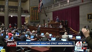Missouri Senate passes strict abortion bill